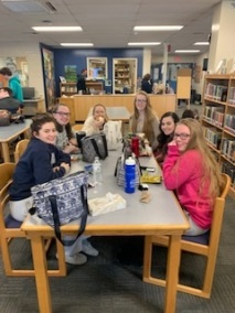 Senior Lunch - Dec. 2018